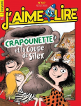 J'aime lire, N°517 - N° 517 de février 2020 - Crapounette et la Coupe de Silex