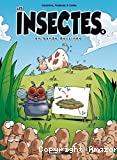 Les insectes en bande dessinée